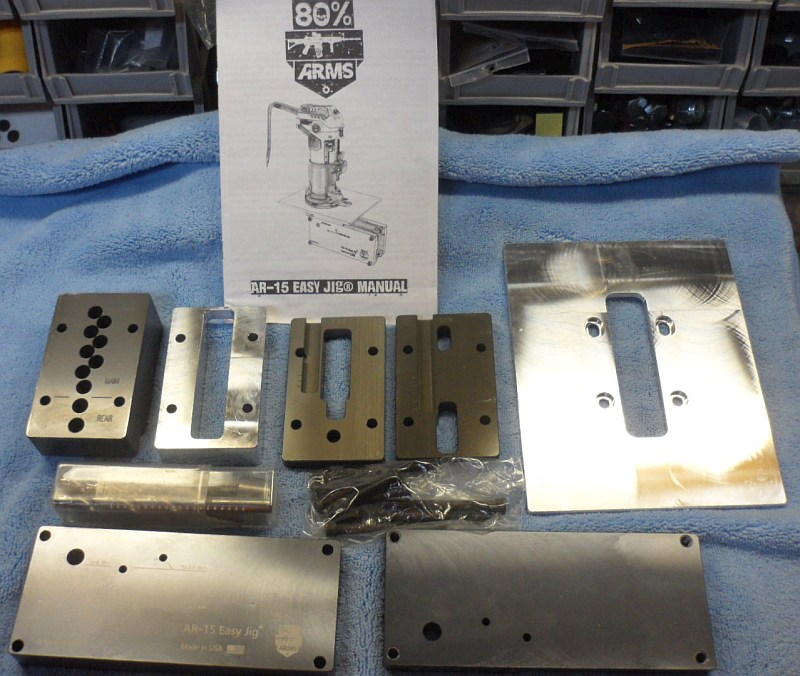 FOR SALE AR15 80% Lower Jig Kit